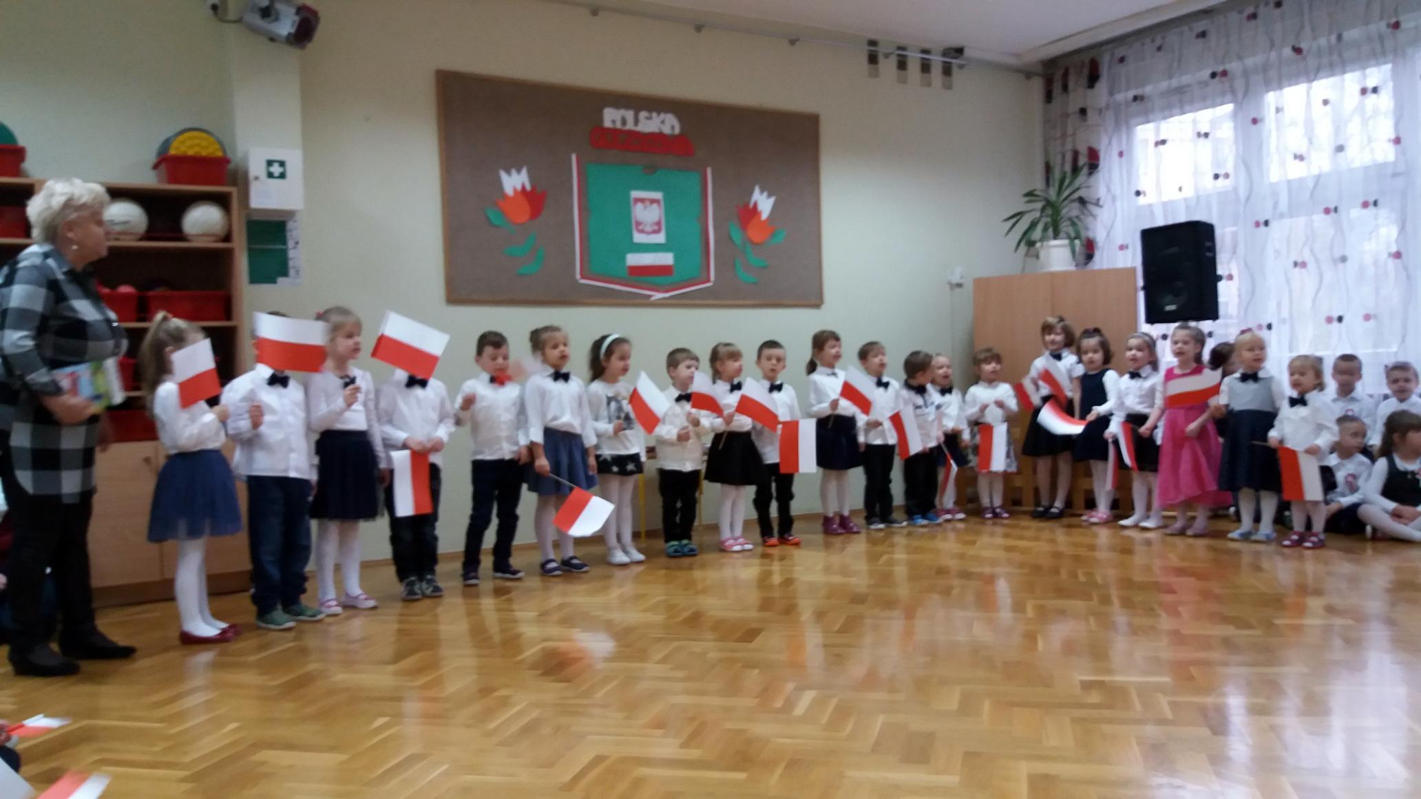 Akademia z okazji Dnia Niepodległości (2)