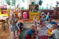 Nasze pierwsze dni w przedszkolu po wakacjach (2)